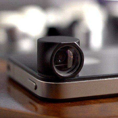 HiLO Right-Angle Lens for iPhone