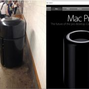Viral Marketing for the new Mac Pro in the NYC Subway