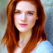 Ygritte from Game of Thrones in real life: Rose Leslie