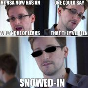 I laughed way too hard at this. Edward Snowden is the man.