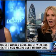 Muggle writes book about Wizards.