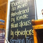 A wise quote from Stephen Fry