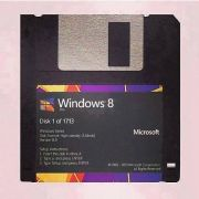 Windows 8.. on floppy?!