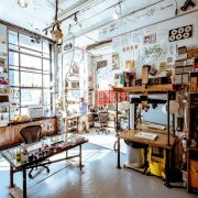 Handmade Studio of Casey Neistat, New York