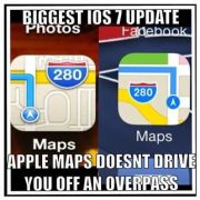 Biggest IOS 7 update