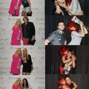 Difference between taking pictures with Britney Spears and Rihanna