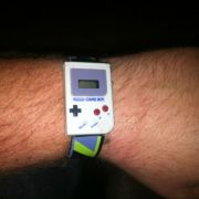 I see your Dreamcast Watch, and I raise you the watch that made me the most popular 3rd grader ever.