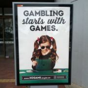 South Australian Government video game fear-mongering at its finest...