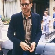 Back in the '80s, Harrison Ford was one goddamn dashing man.