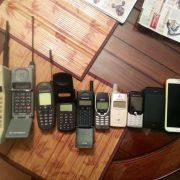 30 Years Of Cell Phones.