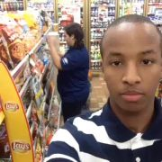 Kid gets followed around the store by the clerk; Shopping while black yes it exist!!
