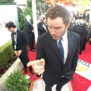 I love this Gif of Chris Pratt at the Golden Globes.