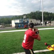 QB Challenge of the day: Skeet Shooting