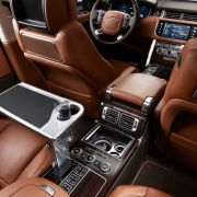 How to design an interior. 2014 Range Rover Autobiography Black