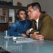 First look at Joaquin Phoenix and Josh Brolin in Paul Thomas Anderson's 'Inherent Vice'