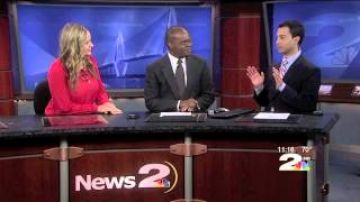 News Anchor has an Accidental Racist moment