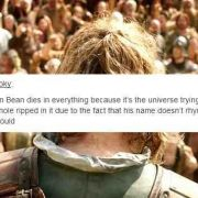 The Terrible Truth About Why Sean Bean Dies In Everything