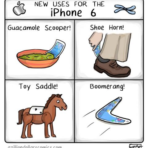 New Uses for the iPhone 6