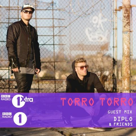 Diplo and Friends BBCR1Xtra Nov 29 2014