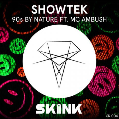 Showtek - 90s By Nature feat. MC Ambush (Radio Mix) [Available December 29]