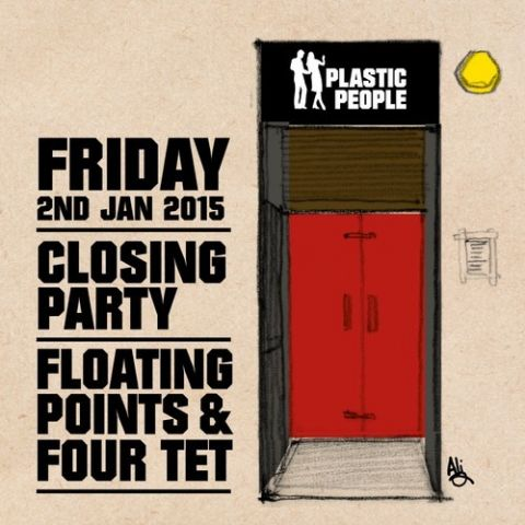 Floating Points & Four Tet - Final Plastic People 2 1 2015