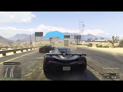 How to Pass People in GTAV