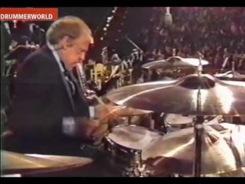 BUDDY RICH IMPOSSIBLE DRUM SOLO