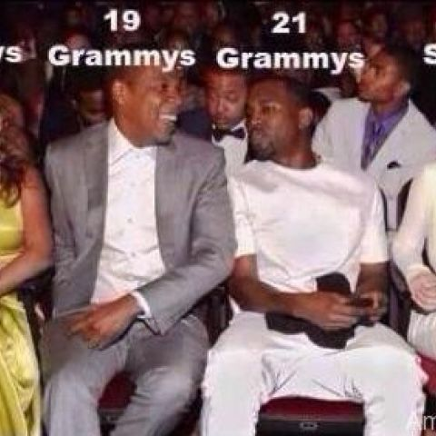 Grammys are tonight. If they are there just remember.