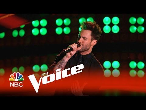 The Voice 2015 - Adam Levine Blind Audition