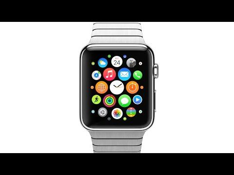 Apple Watch - The Watch Reimagined