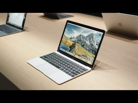 The New Macbook Impressions!