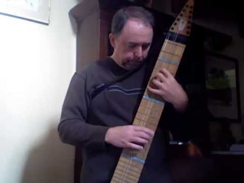 Wrecking Ball - Miley Cyrus performed on Chapman Stick
