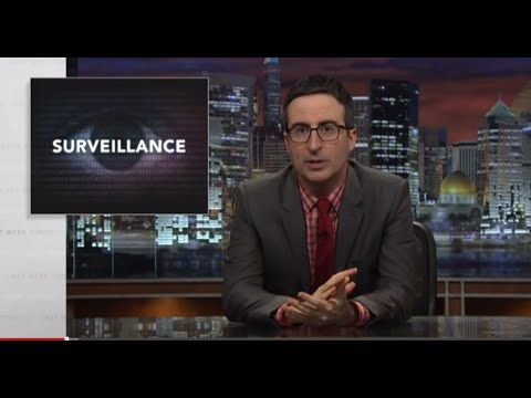 Last Week Tonight with John Oliver: Government Surveillance