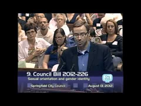 Missouri Pastor Phil Snider Fiery Controversial Anti Gay Rights Speech Has Surprise Ending
