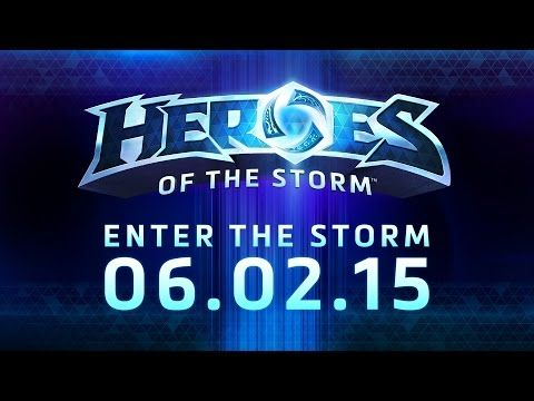 Heroes of the Storm Release Date Announced!