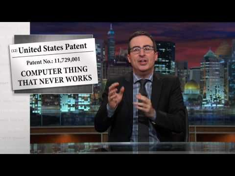 Last Week Tonight with John Oliver: Patents