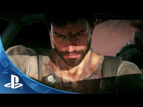 Mad Max - Gameplay Overview Trailer | PS4