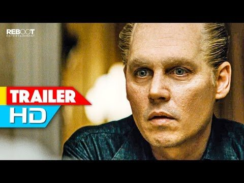 'Black Mass' Official Trailer #1 (2015)