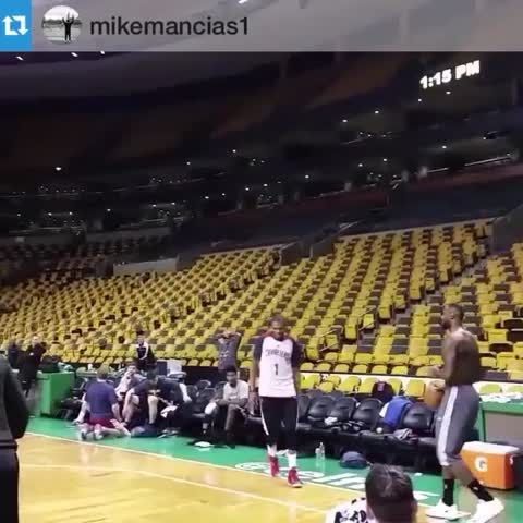 Just LeBron James Making A Full-Court Shot