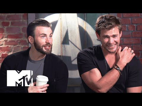 'Avengers: Age Of Ultron' Cast Know Their Biceps