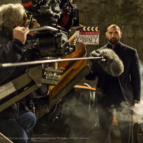 New image of Dave Bautista as henchman Mr Hinx in SPECTRE