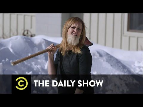The Daily Show - Fact-ish - Parenting with the Enemy