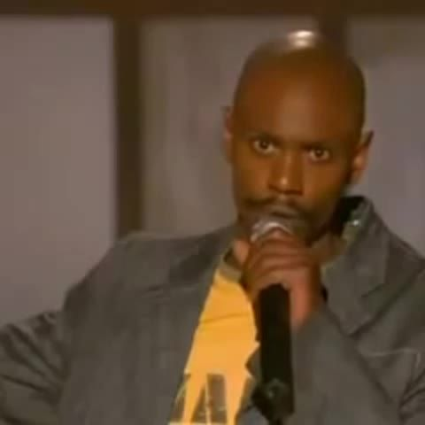 Dave Chappelle knew this would happen.