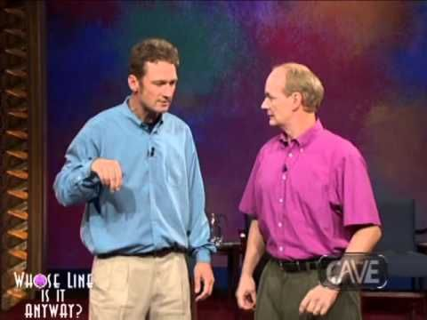 Whose Line: Improbable Mission