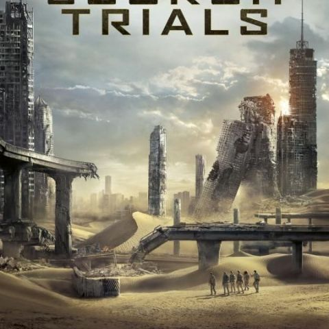 'Maze Runner: The Scorch Trials' Official Teaser Poster