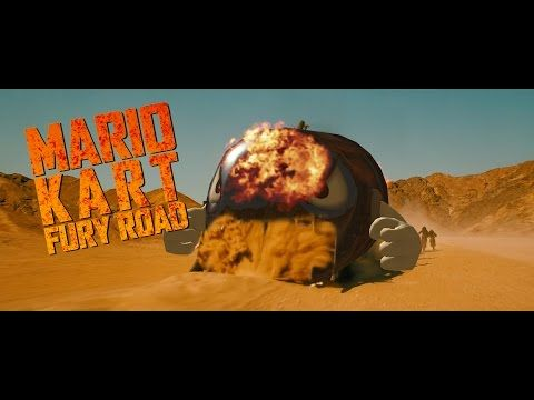 Mario Kart: Fury Road (Parody Trailer)