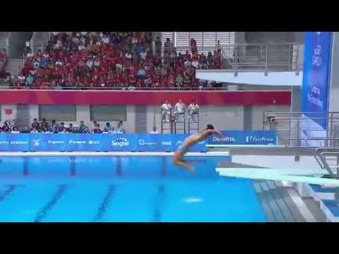 Funny and Embarrassing Moments of Filipino Divers in SEA Games 2015.