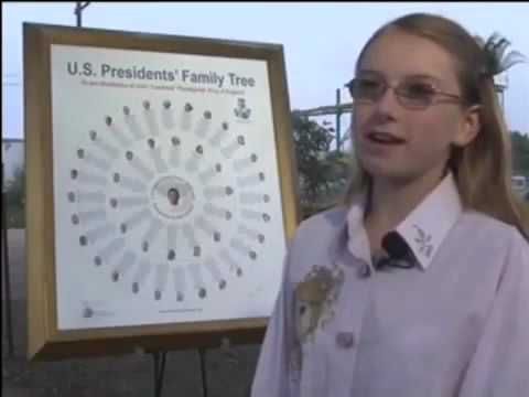 12-Year-Old Discovers All U.S. Presidents Are Direct Descendants of King John Of England