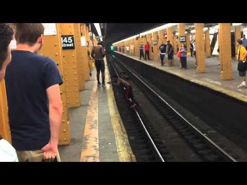 Subway Long Jump