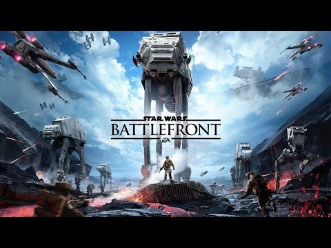 Star Wars: Battlefront E3 2015 Gameplay